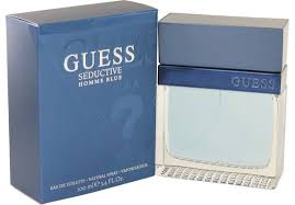<b>Guess Seductive Homme</b> Blue Cologne by Guess | FragranceX.com