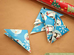 How To Make A 3d Snowflake How To Make A 3d Paper Snowflake When And How