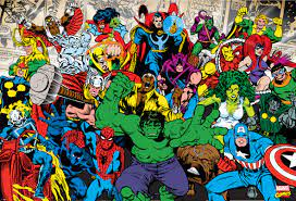 Marvel Classic Wallpapers - Top Free ...