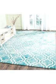 dip dye area rug mayla dyed