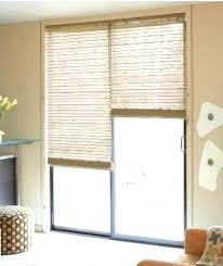 window covering for sliding glass door medium size of glass blinds sliding glass doors window roller