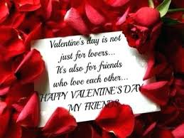 Valentine Quotes For Friends Amazing Friend Valentine Quotes Bakergalloway Charming Quotes