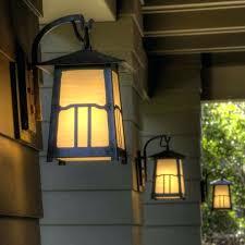 craftsman style outdoor lighting craftsman chandelier outdoor column light fixtures arts and crafts pendant lighting coastal