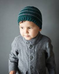 Boys Knitted Hat Pattern