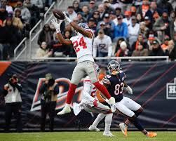 Game Review Chicago Bears 19 New York Giants 14