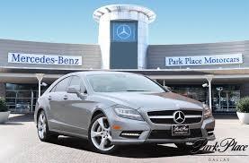 Mercedes-Benz CLS-Class Vehicles For Sale - Park Place