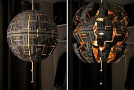 hang it on your ceiling as instructed you will need a hook for that and enjoy your star lamp it s awesome