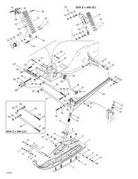 Wiring diagram for ski doo snowmobiles wiring diagram and fuse box 254060 0053 wiring diagram for