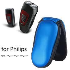 Máy Cạo Râu Xách Di Động Túi Cho Philips PQ197 PQ218 PQ182 PQ187 Máy Cạo Râu  Nam Cạo Râu Du Lịch Hộp Bảo Quản Túi cất trữ