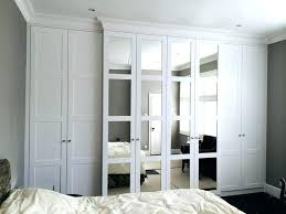 ikea mirror wardrobe mirror closet doors
