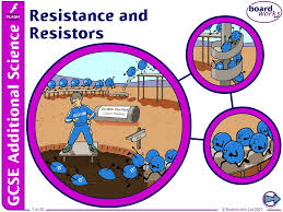 1 boardworks gcse additional science physics resistance and resistors