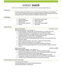 Download Plumbing Resume Ajrhinestonejewelry Com