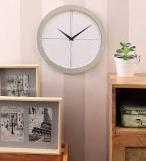 designer wall clock 5805a by opal
