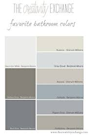 choosing bathroom paint colors for walls and cabinets favorite wall cabinet it monday the creativity exchange