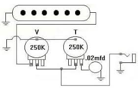 totalrojo guitars wiring how to for cigar box guitars one sc one volume one tone