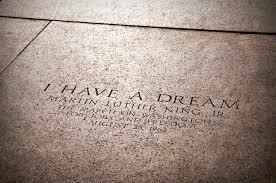 MLK Jr's I Have a Dream speech location ...
