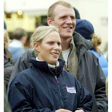 Zara tindall looked stunning at prince charles's 70th birthday party at buckingham palace. Zara Phillips And Mike Tindall In Pictures
