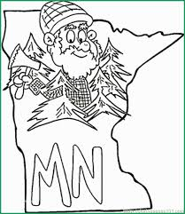 Great Figure Of Minnesota Vikings Coloring Pages Coloring Pages