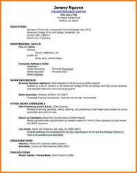 Download How To Make Your First Resume