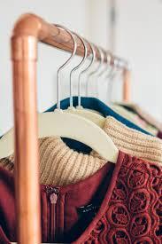 easy pipe diy clothing rack