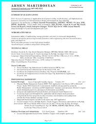 Oracle Forms Developer Resume Socialumco Enchanting Crystal Reports Developer Resume