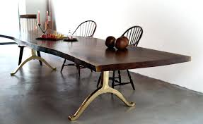 pretty ideas live edge dining table matched elm beautiful salvaged live edge grey elm dining table locust stump base v