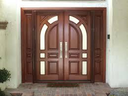 mobile home front doorsFront Doors  Front Double Door Designs Exterior Beautiful Simple