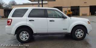 2008 ford escape tire size 2008 ford escape suv item dc7448 sold february 6 govern