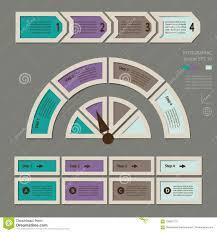 Process Chart Module Stock Illustration Illustration Of