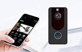 <b>Video Doorbell Wireless 1080P HD WiFi</b> Smart <b>Doorbell</b>: Amazon.co ...