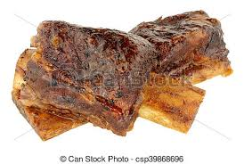 cooked steak with white background. Wonderful Cooked Slow Cooked Beef Short Ribs  Csp39868696 Intended Steak With White Background T