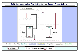 bathroom exhaust fan and light combo wiring diagram wiring diagram