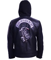sons of anarchy jacket replica
