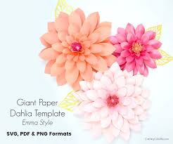 Giant Paper Flower Template Pdf 011 Maxresdefault Template Ideas Paper Rose Shocking Pdf