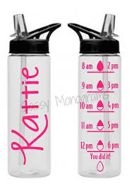Plain Water Bottles To Decorate 60 best Nước images on Pinterest Vinyl projects Silhouette 2
