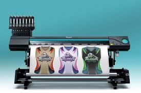 دستگاه چاپ برای پارچه