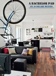 happy interior blog a 40 square meters bachelor pad bachelor pad ideas