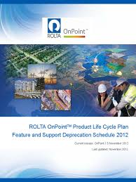 Rolta OnPoint for handling superfast changes in a software product ...