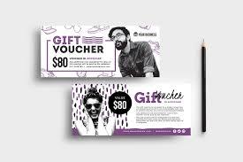 Free Gift Voucher Templates Psd Ai Brandpacks