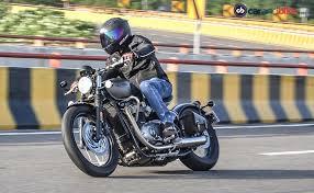 2017 triumph bonneville bobber test ride review ndtv carandbike