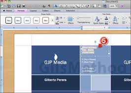 make business card in word how to design and print business cards in word 2011