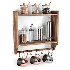 emfogo floating shelves wall mounted