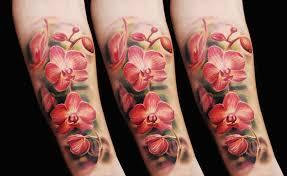 тату орхидея значение фото эскизы и примеры для девушек и женщин