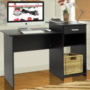 computer desk for office. student computer desk home office wood laptop table study workstation dorm bk for