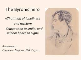 the byronic hero that man of loneliness and mystery ppt  the byronic hero that man of loneliness and mystery
