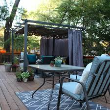 Do It Yourself Outdoor Kitchen Exterior Marvelous Outdoor Kitchen With Diy Wood Canopy Also