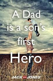 Father Son Quotes Best Father Son Quotes HAPPY FATHER'S DAY Dad Son Hero Quote