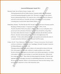 Annotated Bibliography Template Mla Best Of Resume Template Uchicago