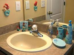 Little Mermaid Bathroom Ideas