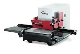 <b>STAGO HM-15</b> Automatic Electric Stapling Machine | Finitura ...